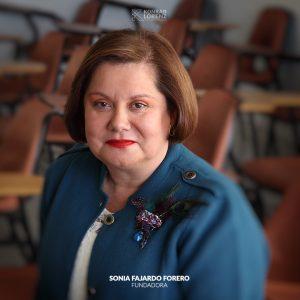 Sonia Fajardo Forero Fundadora Konrad Lorenz